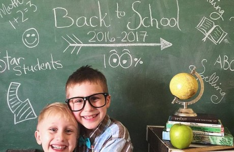 Back To School: Happy 2016-17