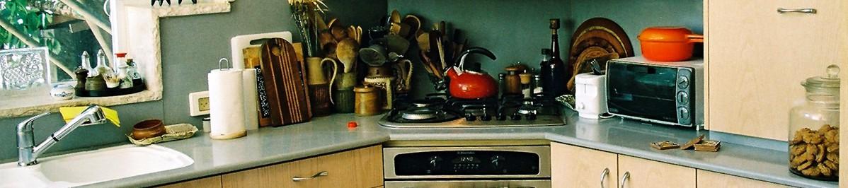 Spritzschutz für Küche und Herd