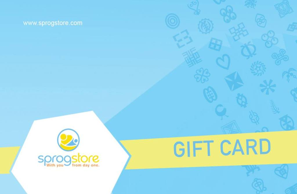Sprog Store Gift Card
