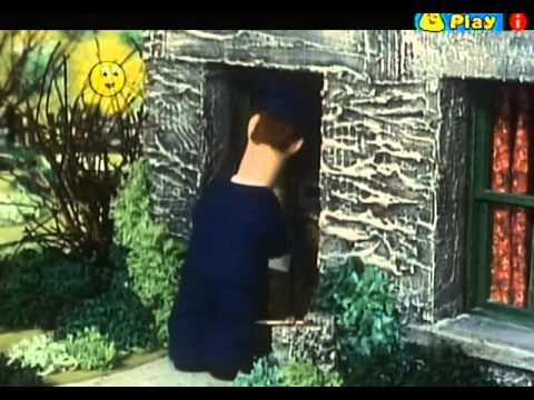 Postman Pat Takes A Message SE01 EP13