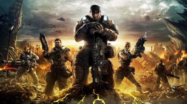 Gears of War 5 gameplay