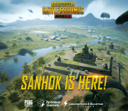 pubg mobile sanhok map