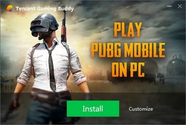 tecent gaming buddy PUBG