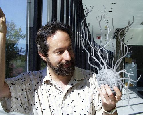 Clifford Pickover - crédit Pickover - http://goo.gl/sBQVRS