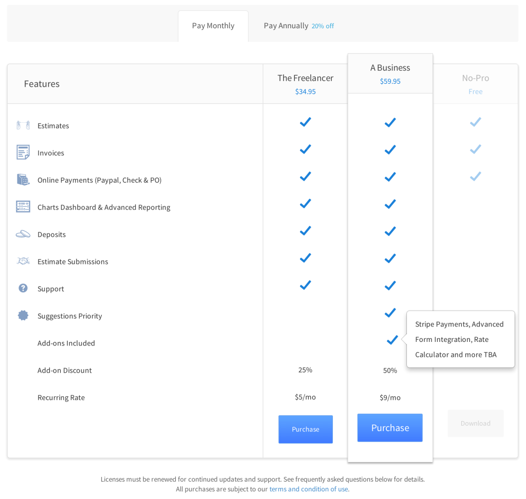 sprout-invoices-pricing1