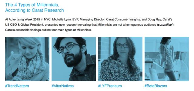 millennial-types