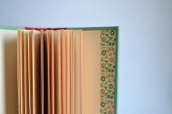 Bold Journal, Hand Bound Book. By Sprouts Press http://etsy.me/1cNVAn9