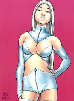 Emma Frost New X-Men