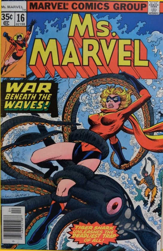ms. Marvel 16