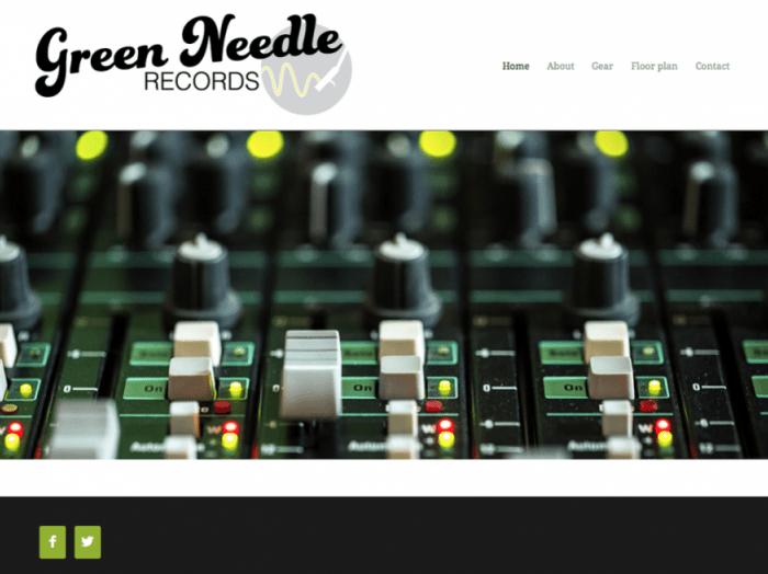 Green Needle Records