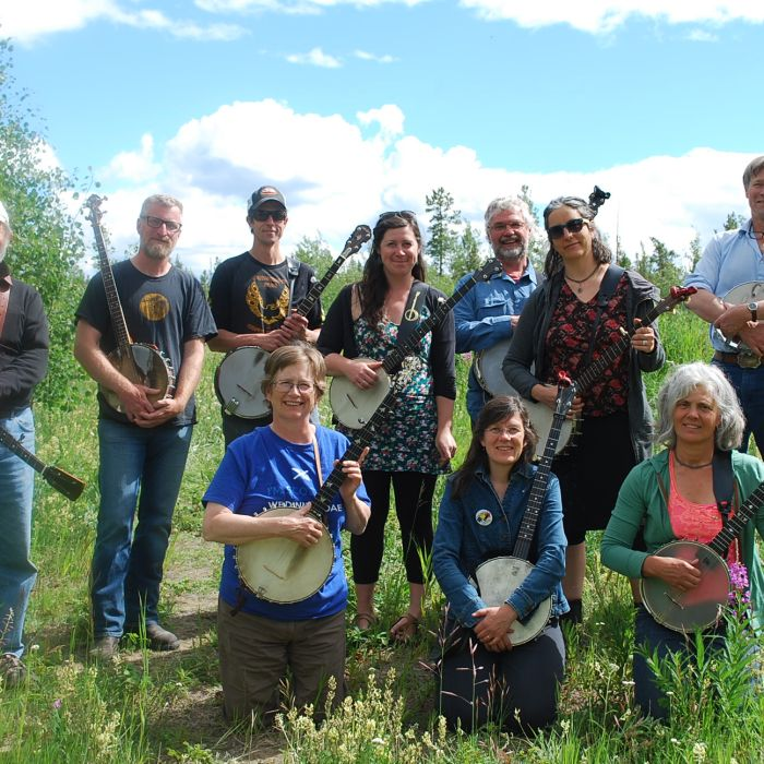 The Woodshed – Yukon Acoustic Music Workshop