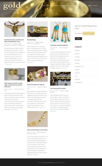 Fortymile Gold Blog