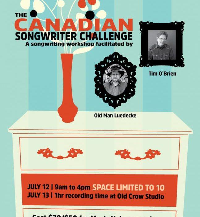 Music Yukon Songwriting Workshop