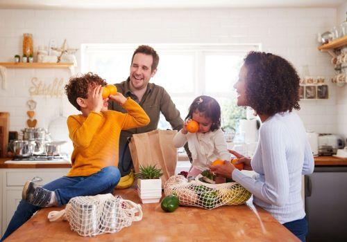 zero-waste-home-family