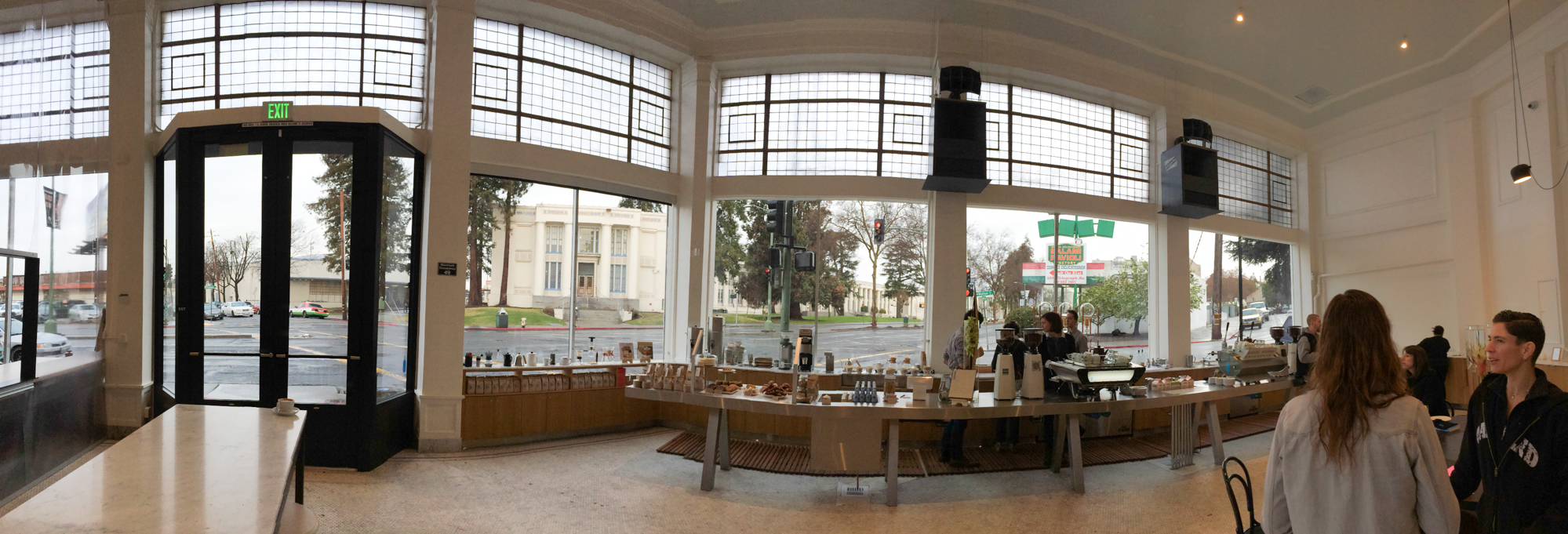 First Look Inside Blue Bottles New Oakland Cafe At The W