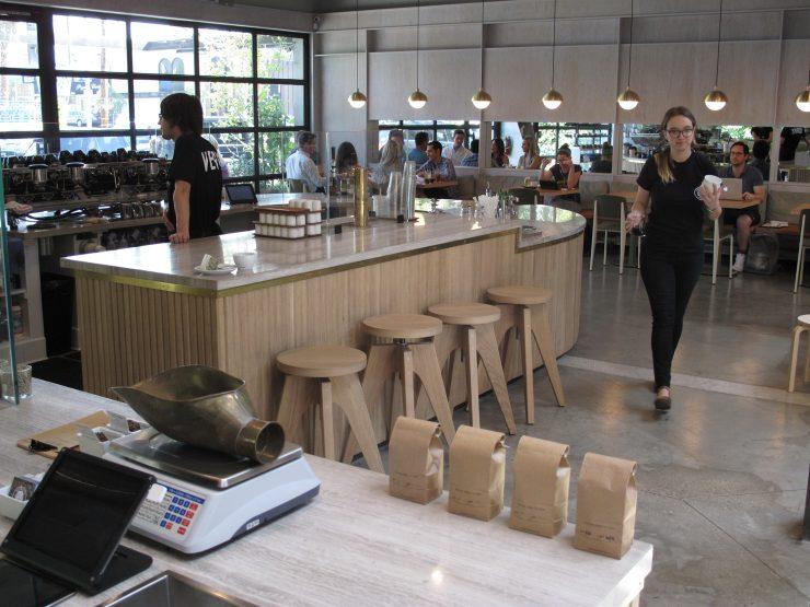 verve coffee roasters west 3rd street los angeles farmlevel bar sprudge