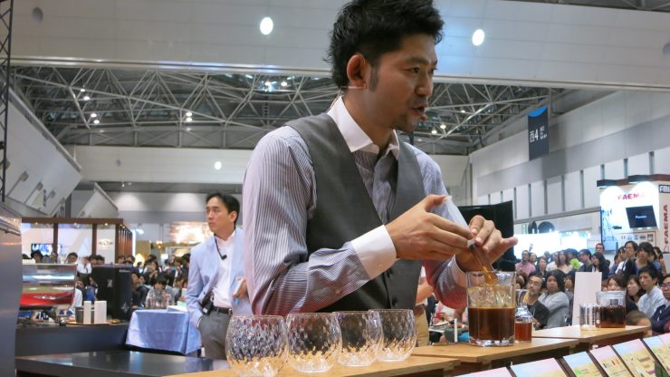 yoshikazu iwase japan barista championship world barista coffee sprudge