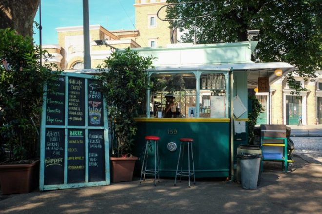 tram depot rome italy viteculture torrefazione lady cafe coffee sprudge