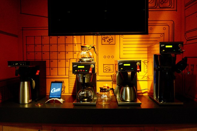 wilbur curtis company facotry coffee brewer machine los angeles california sprudge