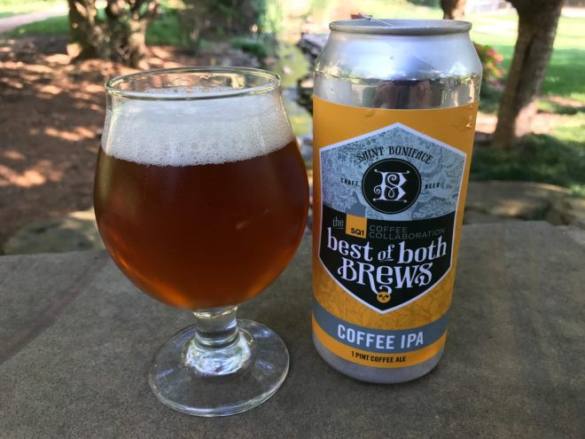 St. Boniface Best of Both Brews Coffee IPA Square One