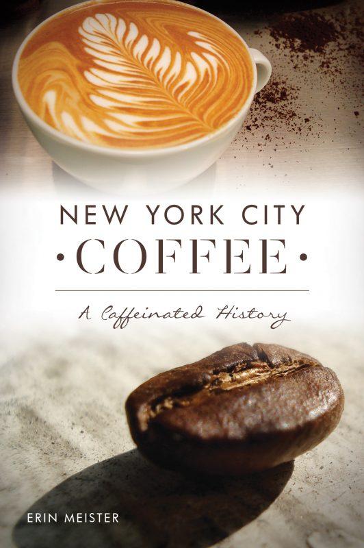 NYC Coffee Book Erin Meister