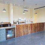 Qualia Coffee Washington DC Build Outs of Summer