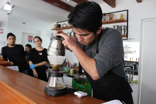 lima peru coffee guide michael light
