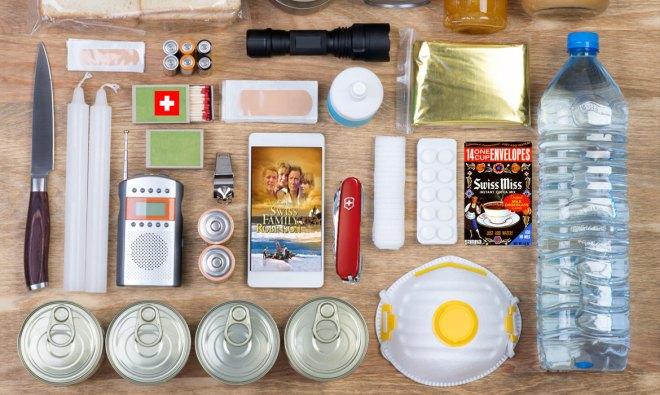 Emergency Swiss Gear