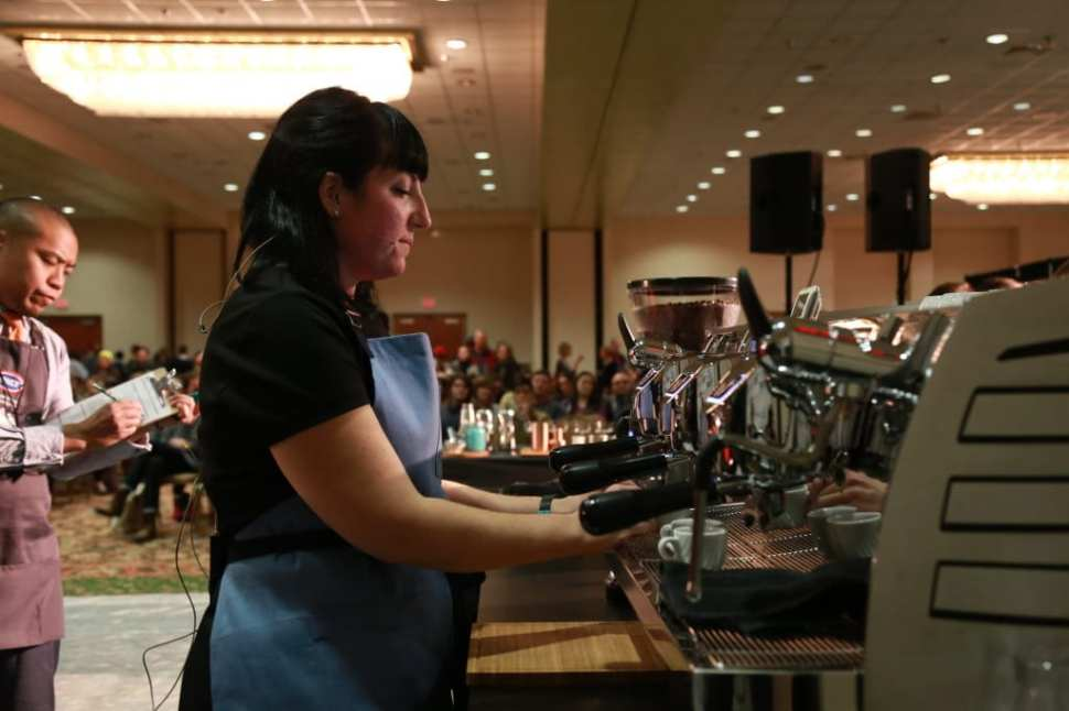 Big Eastern 2015 Sarah Leslie Gimme Coffee NYC 045