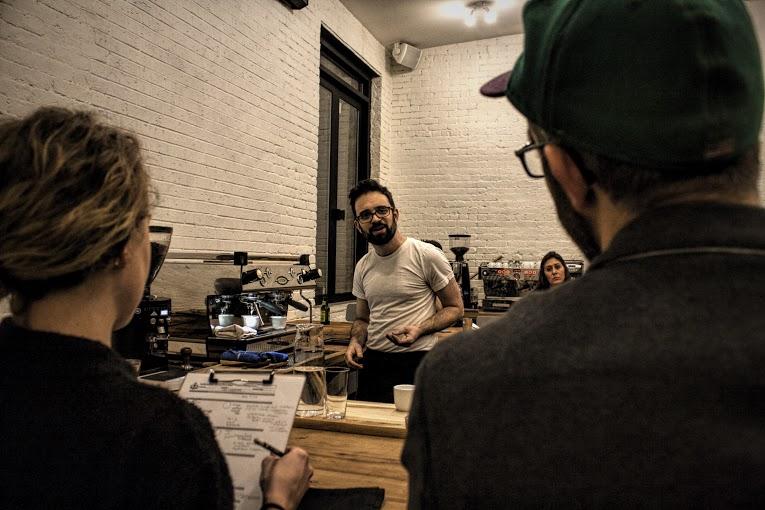 Sam Everyman Espresso
