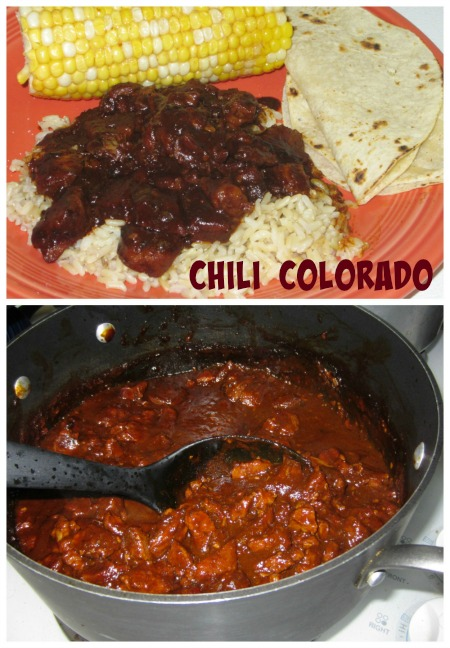 Chili Colorado