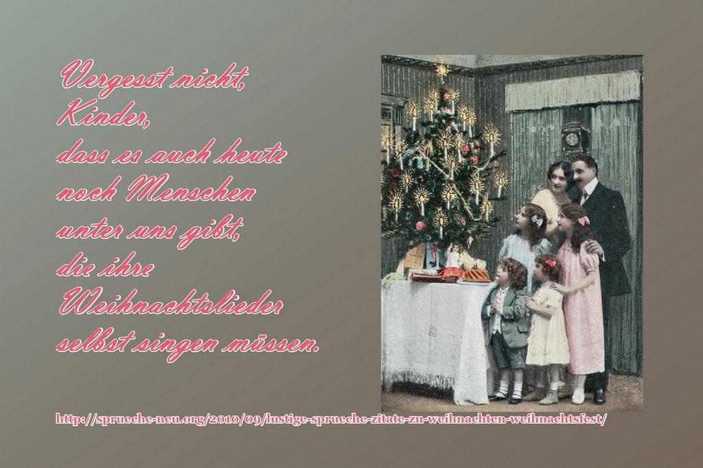 Lustige spr che und zitate zu weihnachten und weihnachtsfest - Besinnliche weihnachtszitate ...