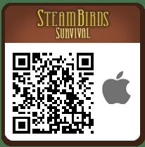 SteamBirds Survival iTunes