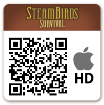 SteamBirds Survival HD for iTunes