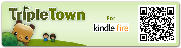 Triple Town Kindle Fire