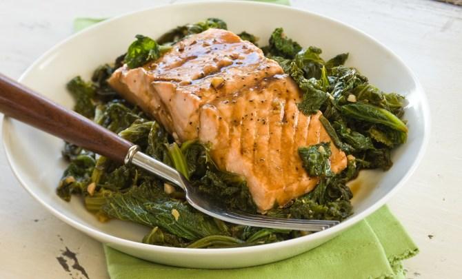salmon-mustard-greens-relish