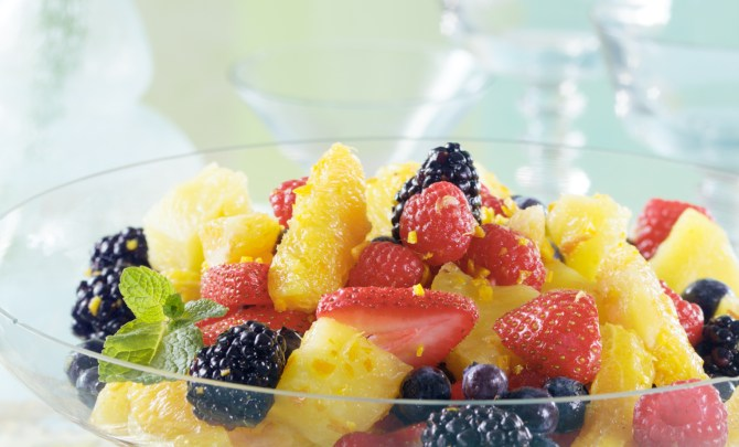 Spring Fruit Compote