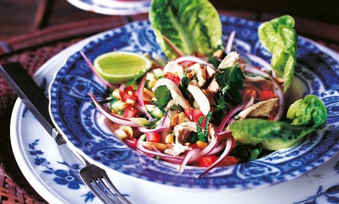 lemongrass-chicken-peanut-health-protein-salad-spry