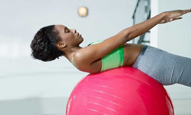 top-work-out-exercise-ball-home-move-routine-weight-loss-get-fit-lose-spry