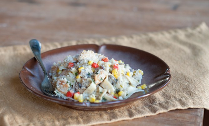 Baked-Chicken-Casserole-with-Noodles-and-Corn-Relish-Recipe.jpg