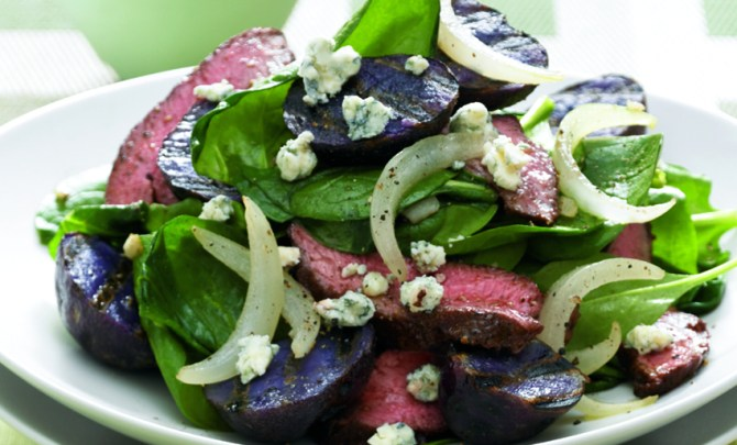 blackened_blue_potato_salad