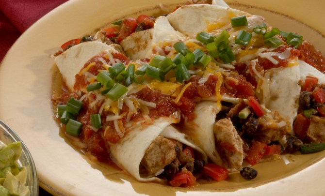 chicken__black_bean_enchiladass