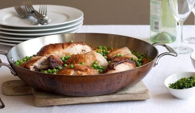 Easy Chicken Paella