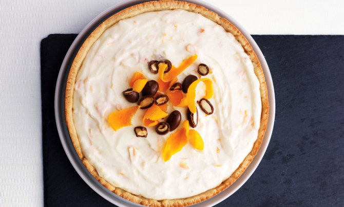orange-marmalade-tart-chocolate-almonds-robin-miller-takes-five-5-ingredient-health-food-network-star-spry