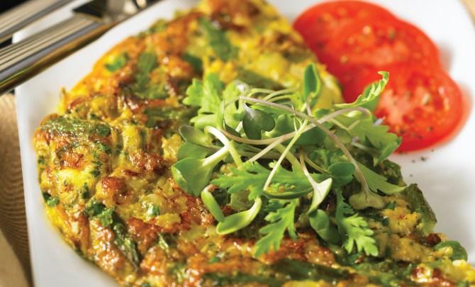 vegetable-fritatta