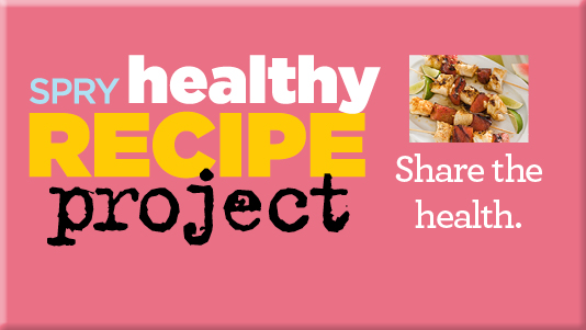Spry Healthy Recipe Project
