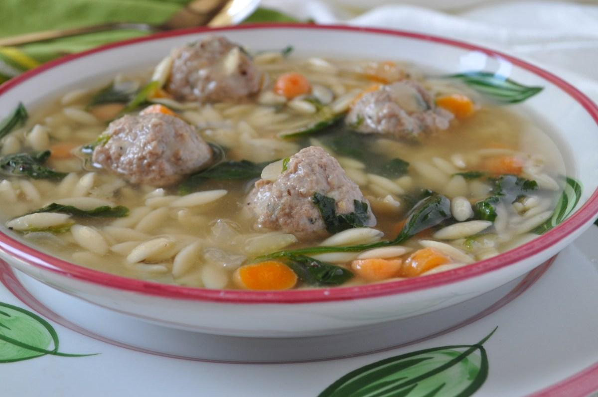 Italian Wedding Soup Recipe Spry Living