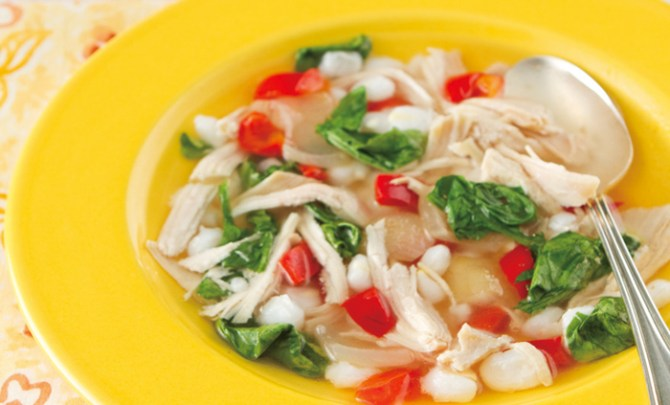 turkey-red-pepper-arugula-hominy-soup-complete-allergy-free-cookbook-health-spry