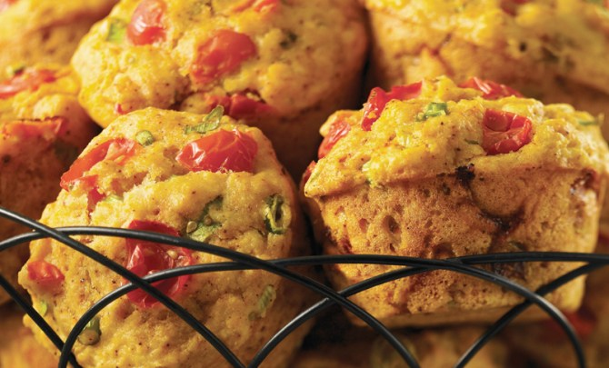vegan-ancho-chile-cherry-tomato-muffin-health-food-spry