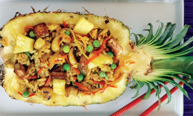 pineapple-not-so-fried-rice-chloes-kitchen-cookbook-vegan-gluten-free-health-food-diet-recipe-spry